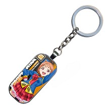 Lovelive Takami Chika anime key chain