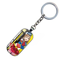Lovelive Kunikida Hanamaru anime key chain