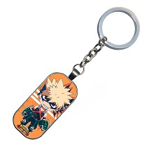 My Hero Academia bakugou katsuki anime key chain