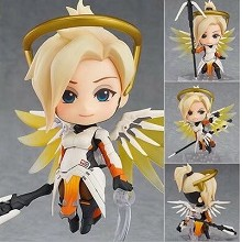 Overwatch Mercy Angela Ziegler figure 790#