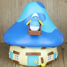 The Smurfs money box
