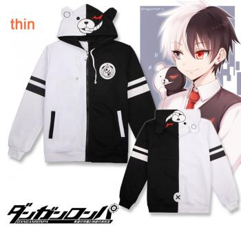 Dangan Ronpa long sleeve thin hoodie cloth