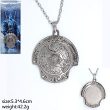 Warcraft necklace