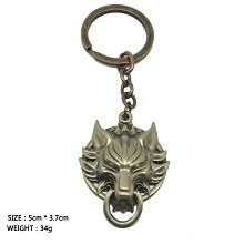 Final Fantasy key chain