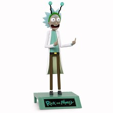 Rick and Morty Peace Among Worlds figure