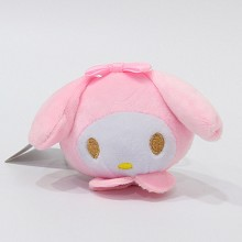 3inches Melody plush dolls set(10pcs a set)