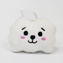 3inches BTS plush dolls set(10pcs a set)