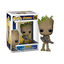 FUNKO POP 293 Guardians of the Galaxy Groot figure
