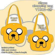 Adventure Time shape shopping bag shoulder bag