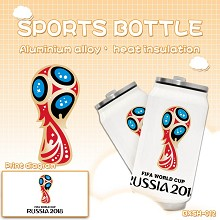 The 2018 Russia FIFA World Cup Sports bottle kettle