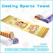 Himouto Umaru-chan anime cooling sports towel