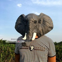 Elephant cosplay mask
