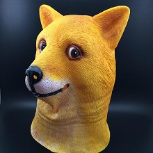 Doge cosplay mask