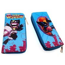 X-MEN long wallet