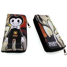 Bendy and the Ink Machine long wallet