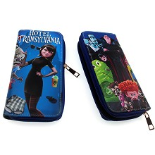 Hotel Transylvania anime long wallet