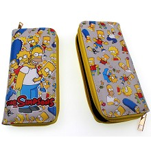 The Simpsons long wallet