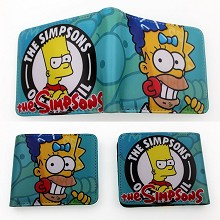 The Simpsons wallet