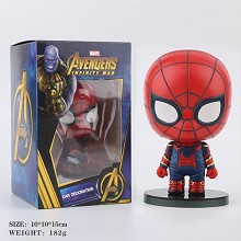 4.5inches Avengers: Infinity War Spider Man figure