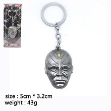 Avengers Vision key chain