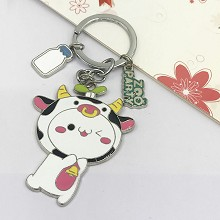 Zoo Party key chain