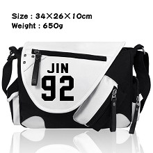 BTS satchel shoulder bag
