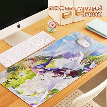 Violet Evergarden anime big mouse pad