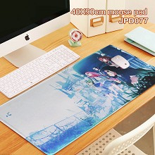 DARLING in the FRANXX anime big mouse pad