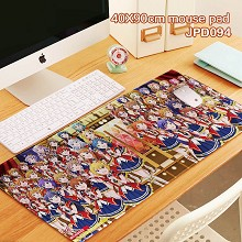 THE IDOLM@STER big mouse pad