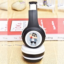 Crayon Shin-chan anime wireless bluetooth headset ...