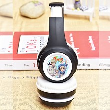 Axis Powers anime wireless bluetooth headset headp...