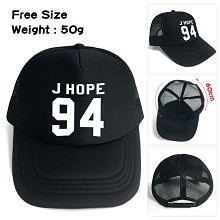 BTS 94J HOPE cap sun hat
