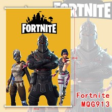 Fortnite wall scroll