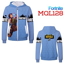 Fortnite thick hoodie cloth dress sweater