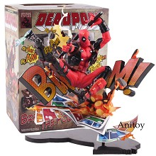 Deadpool bwhoom blam figure