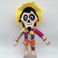 12inches Coco Miguel anime plush doll