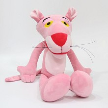 18inches Pink Panther anime plush doll