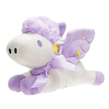 8inches little twin star unicorn plush doll