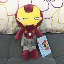 8inches Avengers Iron Man plush doll