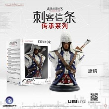 Genuine Assassin's Creed Connor figure