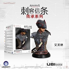 Genuine Assassin's Creed Aveline figure
