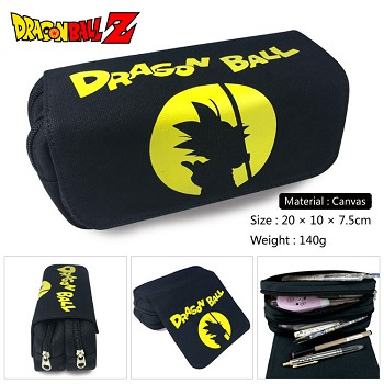 Dragon Ball anime canvas pen bag pencil bag