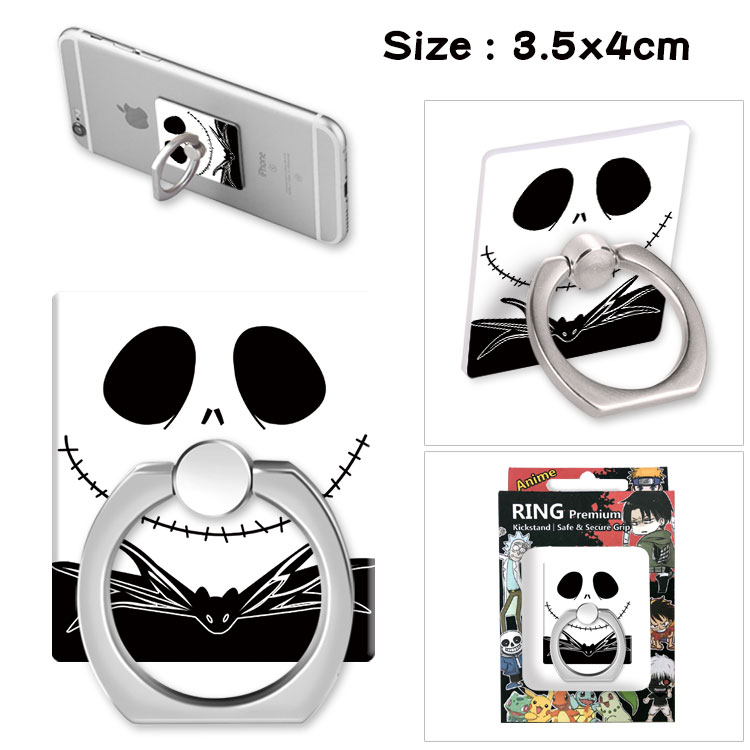 The Nightmare Before Christmas ring phone support frame rack ...