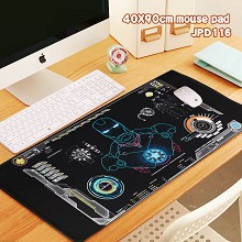 Iron Man big mouse pad