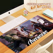 The Avengers hero big mouse pad