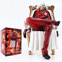 One Piece Sakazuki anime figure