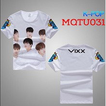K-POP star modal t-shirt