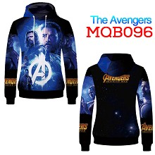 The Avengers hoodie cloth