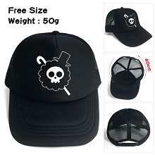 One Piece Brook anime cap sun hat