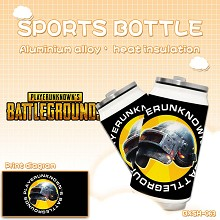 Playerunknown's Battlegrounds Sports bottle kettle